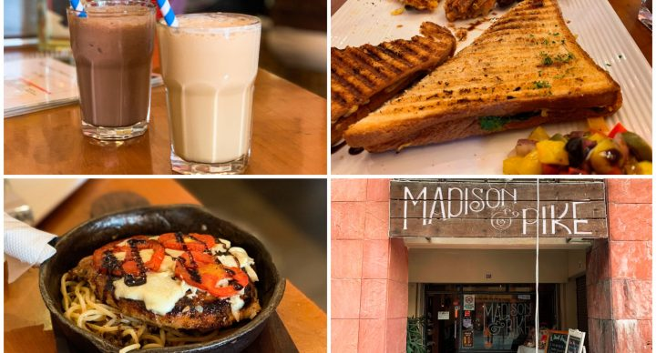 Madison & Pike, Gurgaon – Bookish Café with Comfort Food And Good Coffee, At Nirvana Courtyard