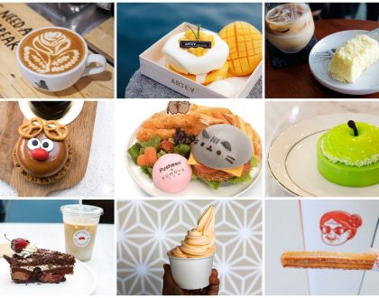 10 New Cafes In Singapore January 2019 - Pusheen Café, Baristart Coffee From Sapporo, Berthold Delikatessen From Germany