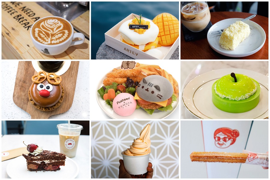10 New Cafes In Singapore January 2019 Pusheen Cafe Baristart