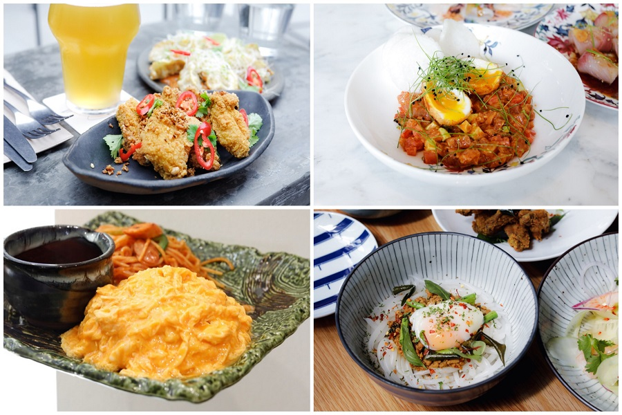 10 NEW Restaurants Singapore January 2019 - $9.90 Omurice From Keisuke, 15 Stamford by Alvin Leung, And Relish By Wild Rocket