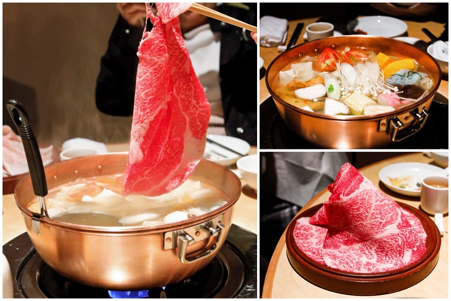 Orange Shabu Shabu 橘色刷刷锅 – Absolutely Yummy Japanese Hotpot Restaurant In Taipei, With Large Wagyu Beef Slices And Comforting Congee
