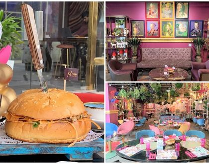 Plum by Bent Chair, New Delhi – India's Most Instagrammable Restaurant, Delicious Pan-Asian Food With Unique Retail-Restaurant Theme