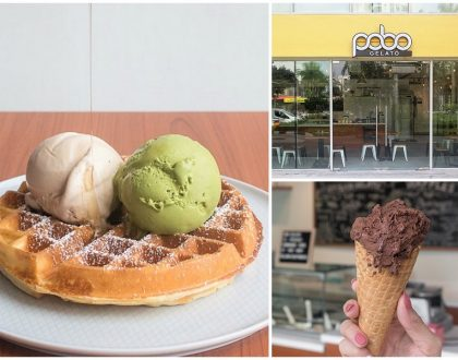 Pobo Gelato – Artisanal Italian Gelato Café, Hidden Within West Coast Community Centre