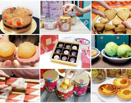 10 Unique Chinese New Year Snacks & Goodies In Singapore, From Nasi Lemak Cookies, Ondeh Ondeh Cookies To Purple Sweet Potato Pineapple Tarts