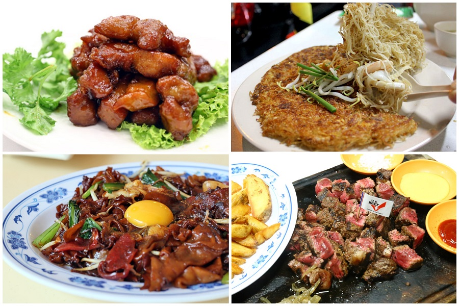 12 Best Zi Char In Singapore - From Kok Sen, Keng Eng Kee, New Ubin Seafood, To Two Chefs Eating Place