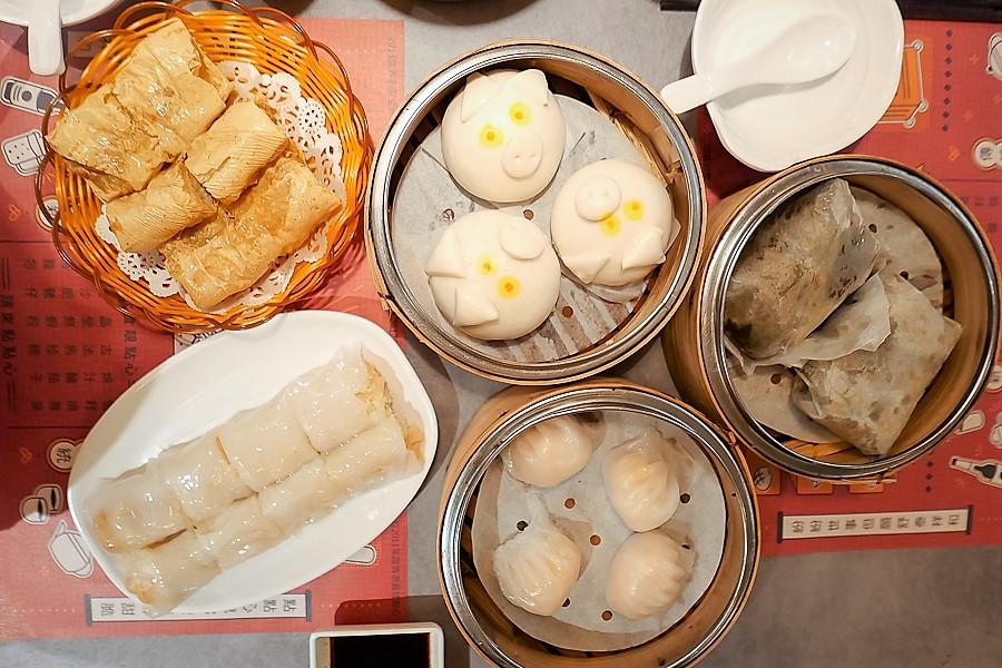 Dim Dim Sum 點點心 – Fresh and Affordable Dim Sum In Hong Kong Known For Piggy Custard Buns, At Jordan, Mongkok, Wanchai, Sha Tin