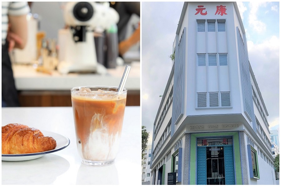 Alchemist - Hipster Cafe With Good Coffee Found Hidden Within The Heritage Khong Guan Building