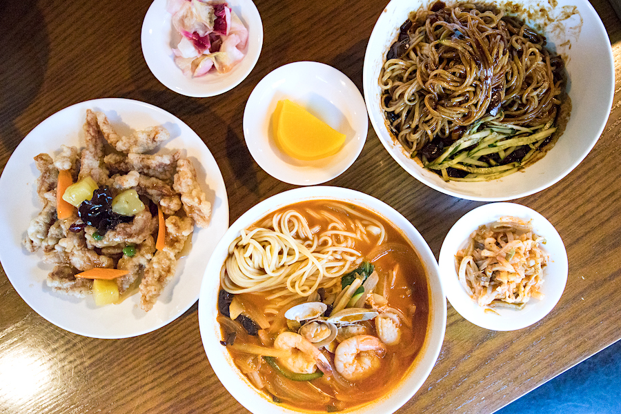 Mashi China 맛이차이나 - One Of The Best JjaJangMyeon And Jjamppong, For Korean-Chinese Cuisine In Seoul