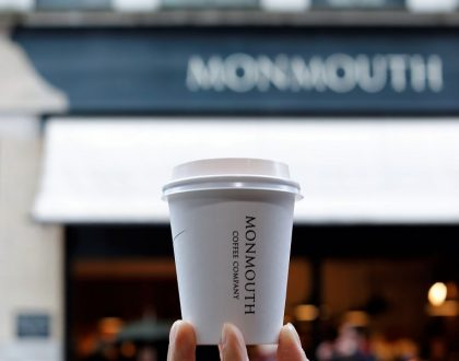 Monmouth Coffee Company - A Must Visit At London's Borough Market For Good Coffee