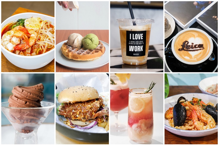10 New Cafes In Singapore February 2019 - Hidden Hipster Cafes At SMU, KAP, Macpherson, Great World City