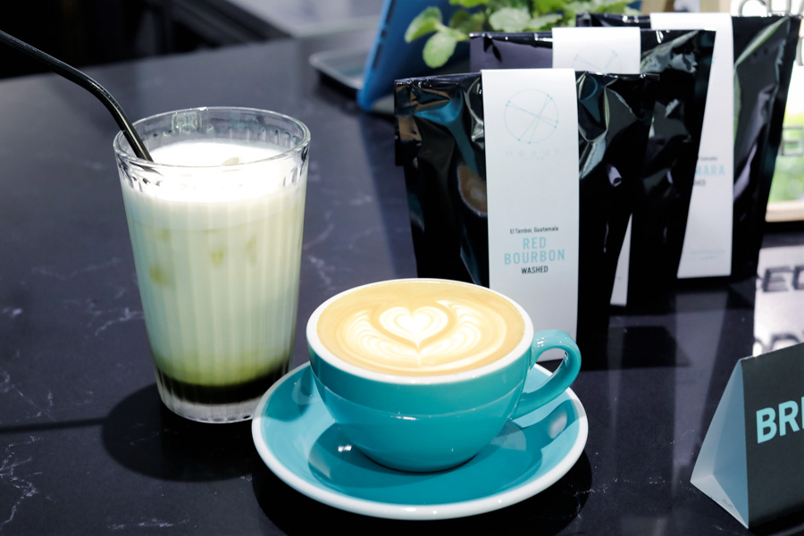 Nexus Coffee - NEW Coffee & Matcha Place With Good Vibes Opens At International Plaza