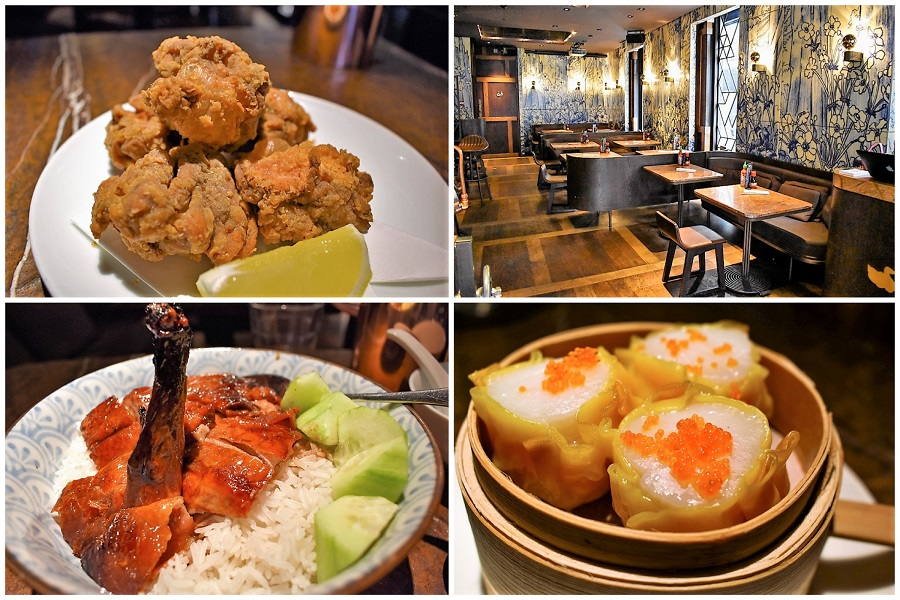The Duck and Rice - Elevated Chinese Dishes And Dim Sum, Near Chinatown London
