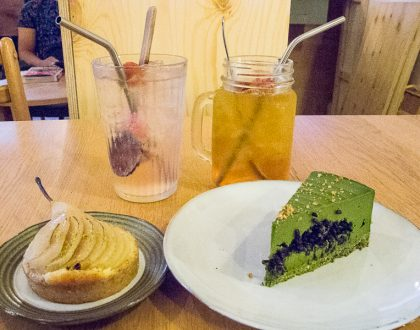 "The Hut 小房子 – ""Secret"" And Beautiful Garden-Themed Cafe In Mongkok, Hong Kong"