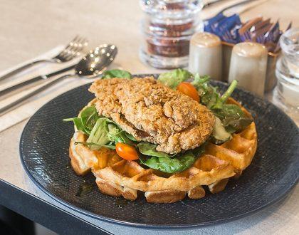 Wild Wood Cafe – Under-The-Radar Brunch Café With Crispy Chicken Waffles At... Yishun