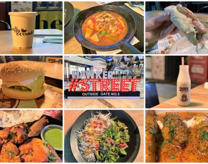 Hawker Street, Gurgaon - 10 Places To Eat and Drink, Gathering Some of India's Best Restaurants At Ambience Mall