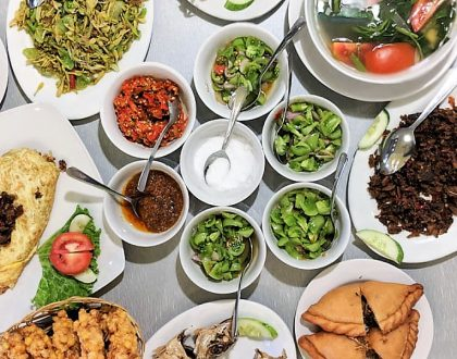 Sarang Oci – Manadonese Cuisine Specialty Restaurant In Jakarta, Known For Daring Amount Of Spices
