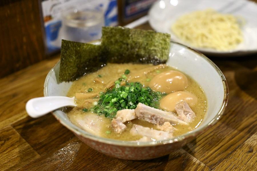 Fuunji 風雲児 - Umami Fish-Based Ramen At Shinjuku. Best Tsukemen In Tokyo?
