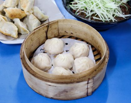 Hong Peng La Mian Xiao Long Bao - Michelin Recommended XLB Stall Hidden Within People's Park Food Centre