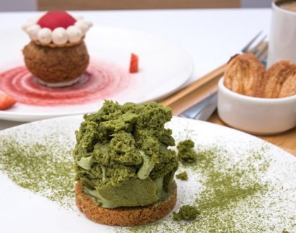 Lee's Confectionery – Patisserie With Delicious Matcha Cake And Lime Tart, Found At Jurong East