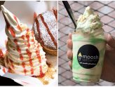 Moosh - Lava Pancakes & Ondeh Ondeh Softserves, From Muslim-Owned Cafe At Tampines