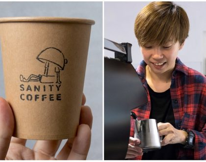Sanity Coffee Bar – Singapore Singer Chen Diya Opens A Cafe At Esplanade