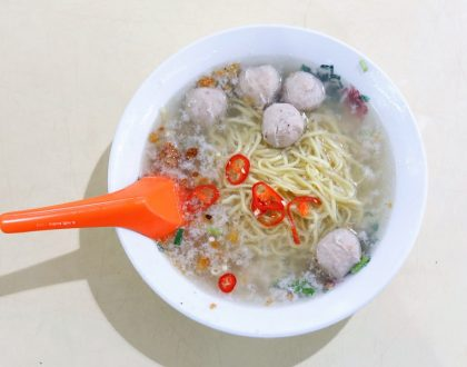 Xing Ji Rou Cuo Mian 兴记肉脞面 - The OG Of Bak Chor Mee Soup At Bedok 85, With Michelin Recommendation