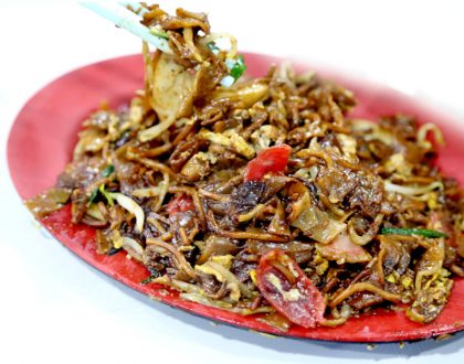 "No. 18 Zion Road Fried Kway Teow - Popular Char Kway Teow With ""Wok-Hei"" And Michelin Plate"