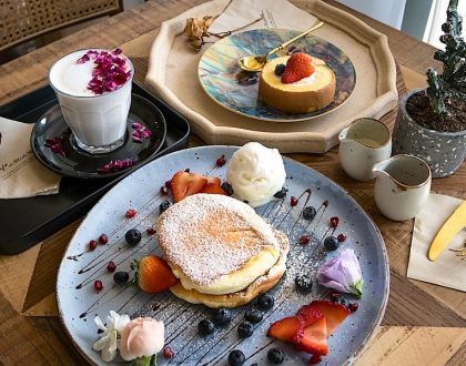 Cafe De Nicole's Flower – Most Instagram-Worthy Floral-Themed Café With Soufflé Pancakes Found At East Coast