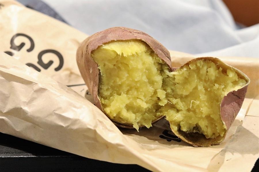 Guma Guma - Korean Honey Sweet Potatoes And Latte, Found At Vivocity Basement