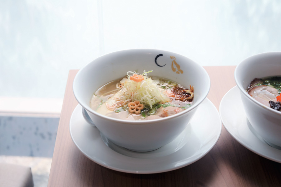 """Shiki Hototogisu Ramen - """"Michelin Ramen"""" At Jewel Changi Airport, With Special Four Seasons Ramen"""