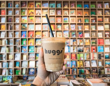 Huggs-Epigram Coffee Bookshop – Hidden Coffee Place Within A Bookstore Focusing On Singapore Authors, At URA Centre