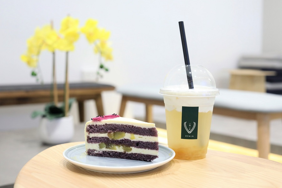 "Hvala Onze - Japanese Cafe With Matcha And Sweet Potato Cakes ""Hidden"" At Tanjong Pagar"