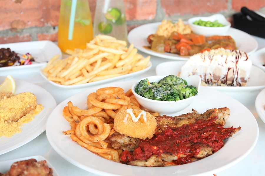 Molten Diners - Affordable, Creative Western Food With All Types Of Sauces, Hidden At Upper Thomson