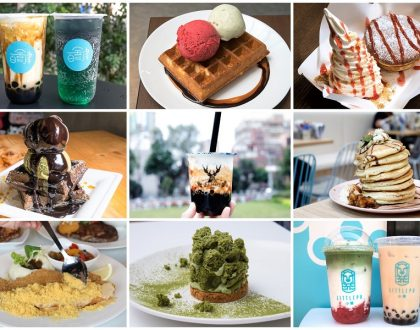 10 NEW Cafes In Singapore April 2019 - The Alley At Cineleisure, OCD Cafe At AMK, Pancake Café At Tanjong Pagar