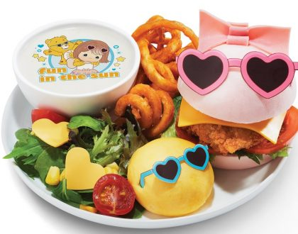 1st Precious Moments + Care Bears Cafe In The World, Pop-Up In Singapore From April 18th