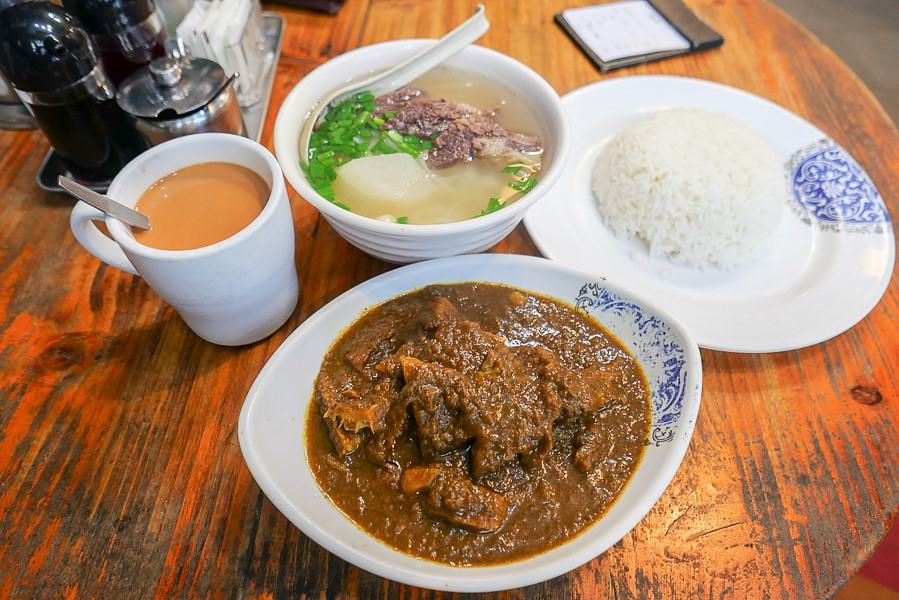 Sun Sin – Underrated Beef Brisket Noodles In Hong Kong, Possibly Better Than Kau Kee