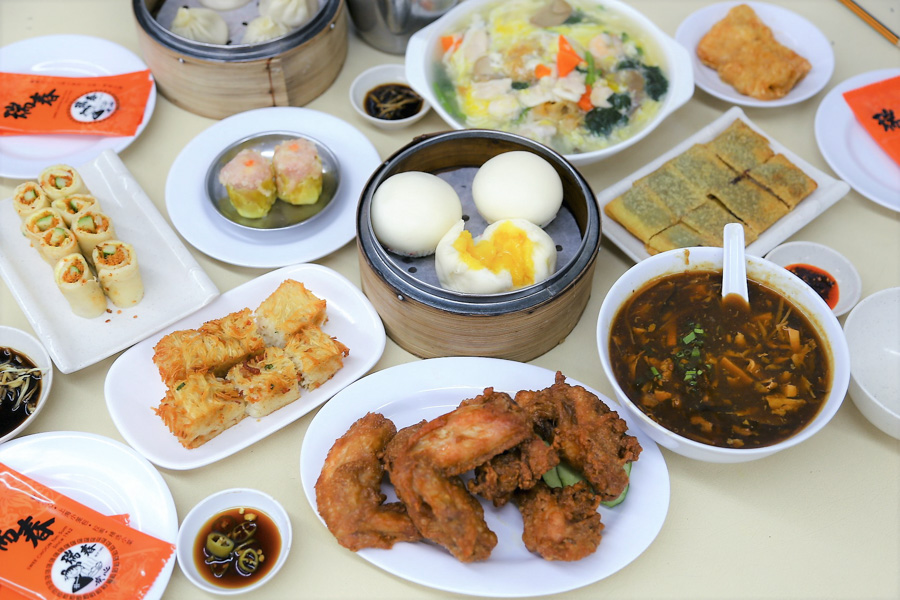Swee Choon Tim Sum Restaurant – 20 Food Items To Order From This Supper Spot, From Mee-Suah Kueh To Xiao Long Bao