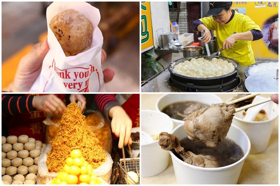 Taipei Michelin Guide 2019 – 24 Street Food With Bib Gourmand, Includes Fuzhou Black Pepper Bun, Lan Jia Gua Bao, Liu Yu Zai