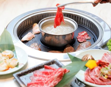 Tenkaichi - Japanese BBQ Ala-Carte Premium Buffet with Hokkaido Wagyu Beef, At Cineleisure And Marina Square