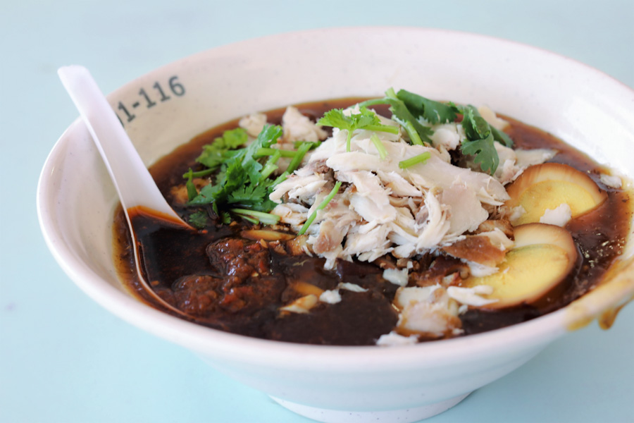 Xin Mei Xiang Lor Mee – Possibly The Best Lor Mee In Singapore, At Old Airport Road Food Centre