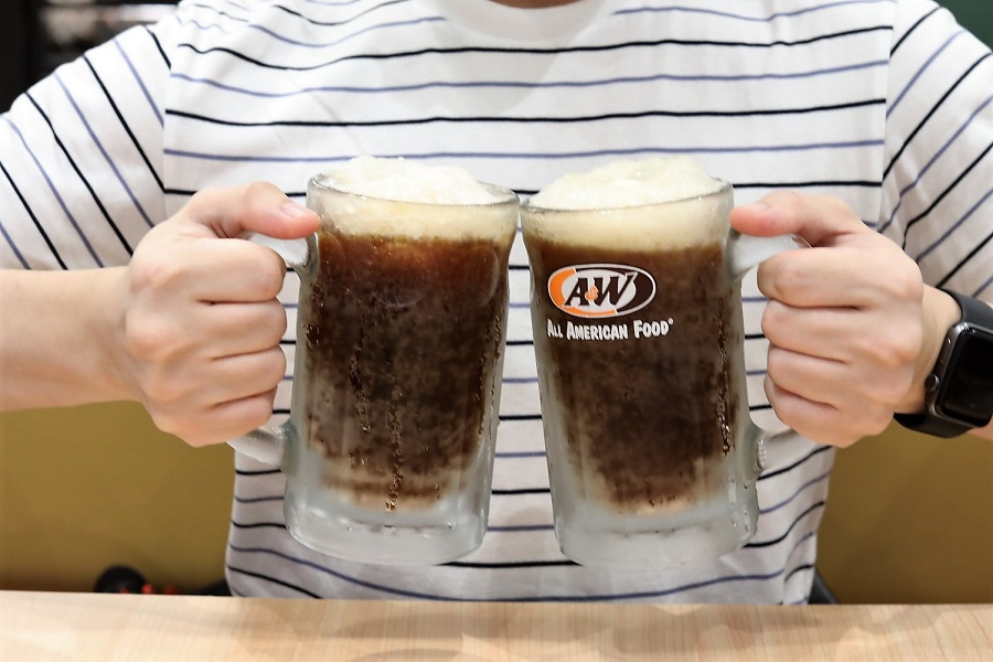 A&W Singapore – Get The Root Beer Float And Golden Aroma Chicken If