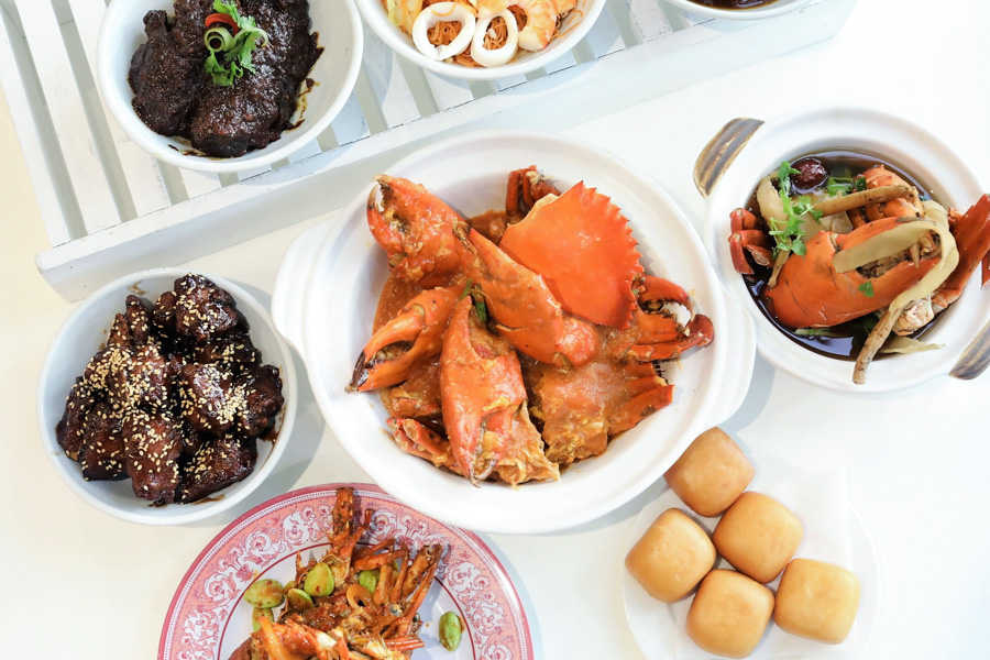 Treasures Of The Sea Buffet: Ginger, PARKROYAL On Beach Road