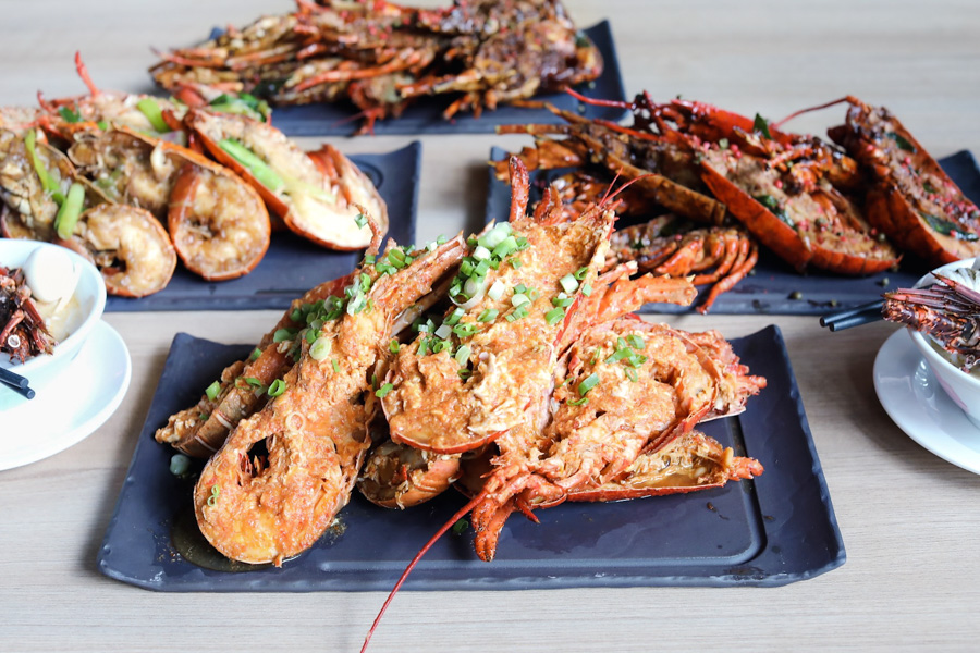 Lobsterfest – ALL-You-Can-Eat LOBSTERS At PARKROYAL on Pickering