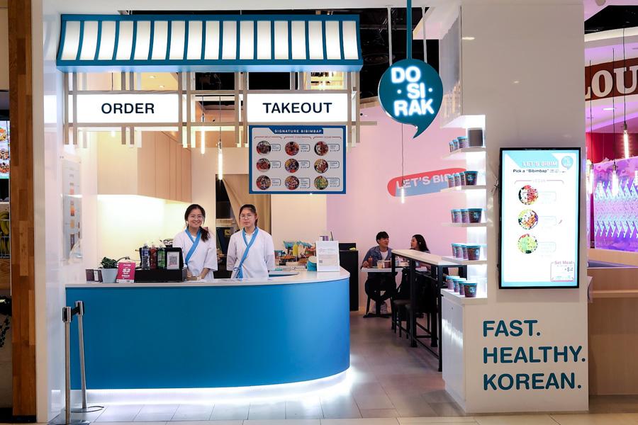 Dosirak – NEW Korean Bibimbap Shop At 313@Somerset, FREE Drink With Any Bibimbap Purchased