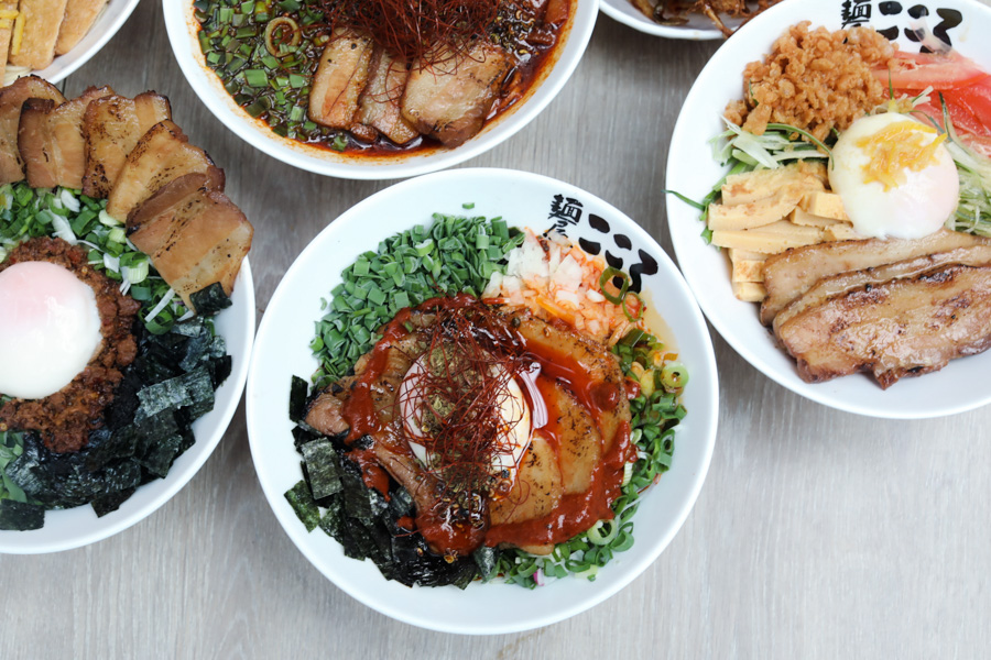 Menya Kokoro, 100AM ? 1st MALA Mazesoba and Ramen In Singapore, FREE Ultimate Furious Mala Mazesoba With Purchase Of 3 Bowls