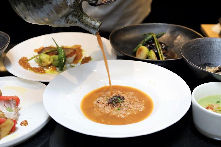 Caramelized Onion & Yam Tart | Brooke Williamson