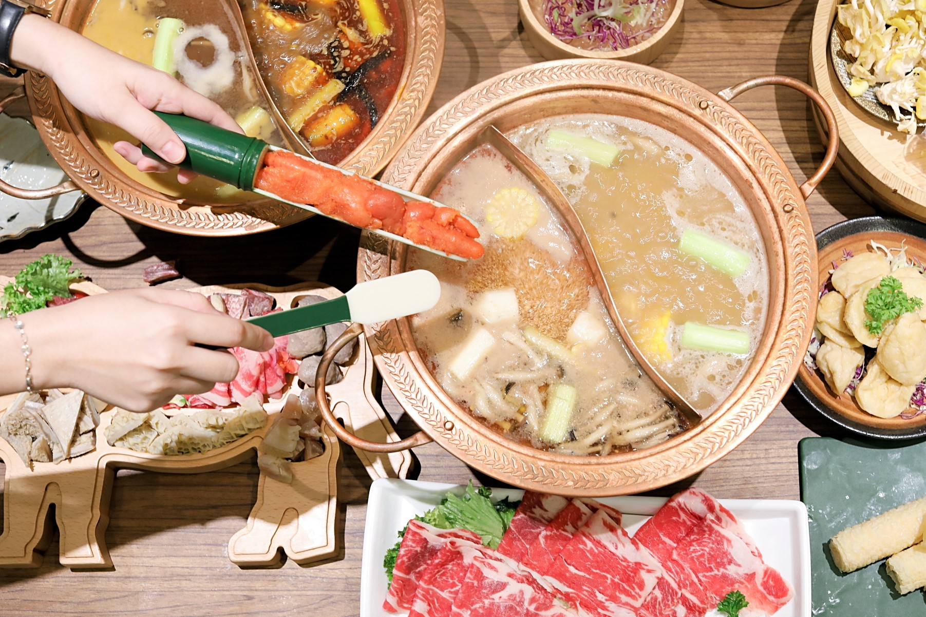 Makino – NEW Japanese Shabu-Shabu Restaurant With Tasty Mentaiko And Tonkotsu Soup Bases, At Paya Lebar Quarter PLQ