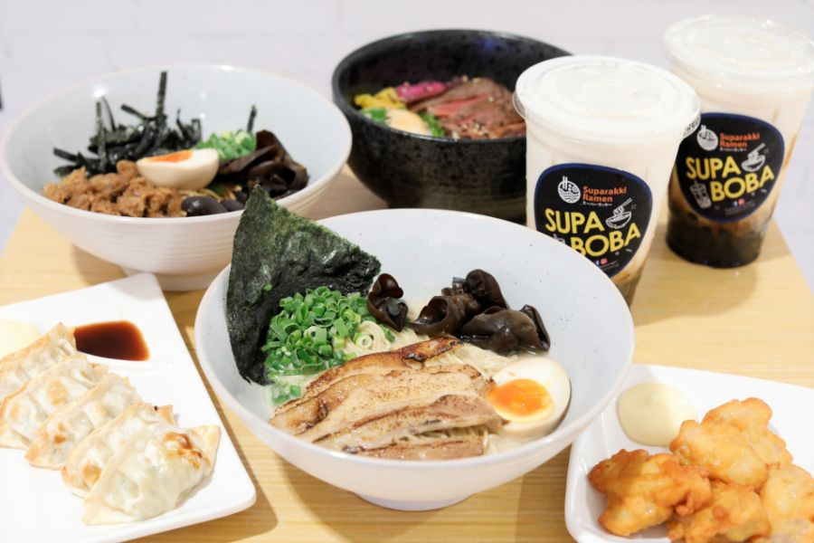 Suparakki Ramen – Affordable $6.90 TRUFFLE Ramen And NEWLY Introduced Wagyu Don At CityLink Mall