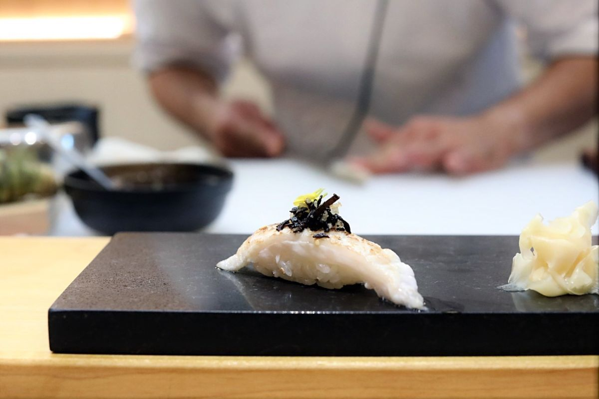Ginza Shinto – NEW Omakase Restaurant With Creative Touch. Negitoro Ikura Uni Don At $35 Opening Special