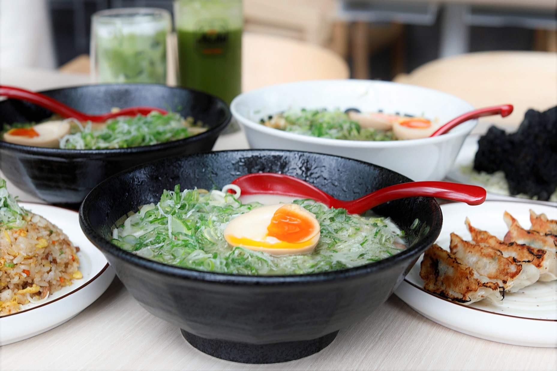 Menbaka Ramen Singapore – Famous Kyoto Fire Ramen Arrives With 1-For-1 Special. Here's A First Look